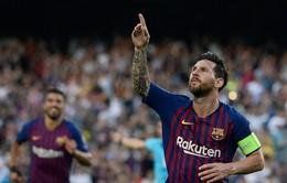 """""""QBV sẽ vô giá trị nếu không thuộc về Messi"""""""