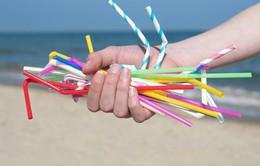 California, Mỹ giới hạn sử dụng ống hút nhựa
