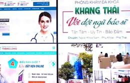 Sai phạm tại nhiều phòng khám có bác sĩ nước ngoài ở TP.HCM