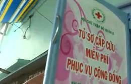 Tủ thuốc cứu thương miễn phí