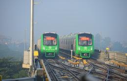 Kế hoạch đưa đường sắt đô thị Cát Linh- Hà Đông vào vận hành