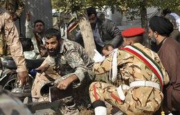Tấn công vào lễ diễu binh ở Iran