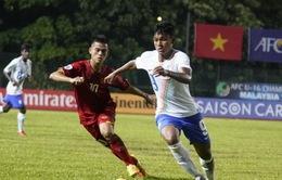 VCK U16 châu Á 2018: U16 Indonesia thắng sốc U16 Iran, U16 Việt Nam thất bại ngày ra quân