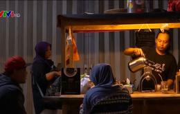 Bùng nổ thị trường cà phê trong nước tại Indonesia