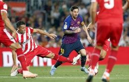 Kết quả bóng đá châu Âu tối 23, rạng sáng 24/9: Barcelona hoà kịch tính, Juventus vất vả giành chiến thắng