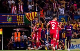 Lập cú đúp vào lưới Barca, sao Girona làm được điều chưa từng có ở thế kỷ này
