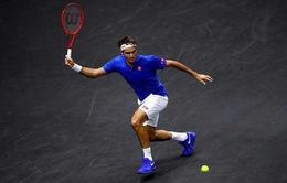 Federer và Zverev thắng liền 2 trận, đội châu Âu bảo vệ thành công chức vô địch Laver Cup