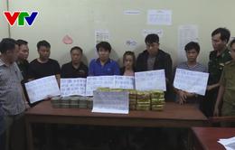BĐBP Hà Tĩnh phá đường dây mua bán ma túy đá xuyên quốc gia