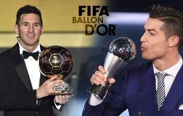 Giải thưởng FIFA The Best và Quả bóng Vàng có gì khác nhau?