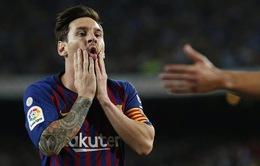 Barcelona quyết mang Messi tới đấu Inter Milan