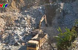 Cảnh báo nguy hiểm từ hoạt động nổ mìn khai thác đá
