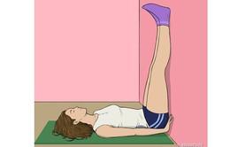Những thay đổi lớn với cơ thể bạn khi tập nhấc cao chân 20 giây mỗi ngày