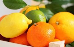 Lợi ích về sức khỏe của vỏ trái cây họ cam, quýt
