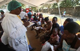 Dịch tả hoành hành ở Nigeria, hơn 60 người thiệt mạng