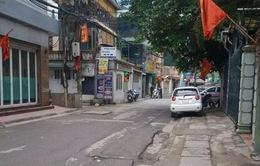 Cấm ô tô 1 chiều trong giờ cao điểm trên phố Phương Liệt, Hà Nội