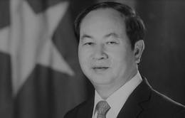 Lãnh đạo các nước gửi điện chia buồn về việc Chủ tịch nước Trần Đại Quang từ trần