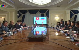 Tăng cường quan hệ Việt Nam - Nga