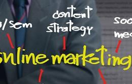 Chi tiêu cho marketing số tăng mạnh