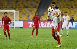 Mất điểm đáng tiếc trước Indonesia, U16 Việt Nam hẹp đường đi tiếp
