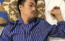 Báo động đỏ nội viện cứu sống người đàn ông bị chém nguy kịch