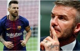 Beckham quyết bạo chi mang Messi, Griezmann sang Mỹ