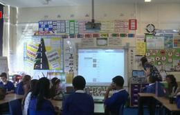 Học sinh nước Anh tiếp cận với lập trình từ nhỏ