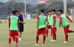 U19 Việt Nam giao hữu với U19 Trung Quốc trước thềm VCK U19 châu Á 2018