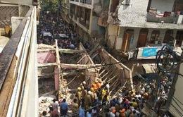 Sập nhà gây nhiều thương vong tại Ấn Độ
