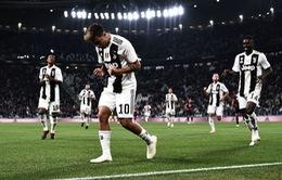 Man Utd mừng thầm trước đại chiến với Juventus