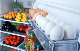 Không muốn lây nhiễm vi khuẩn, bạn nhớ làm điều nay trước khi cất trứng vào tủ lạnh