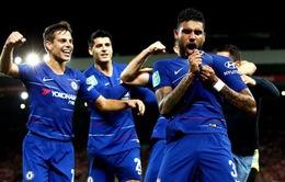 Liverpool 1-2 Chelsea: Màn lội ngược dòng ngoạn mục