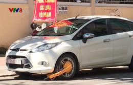 Khánh Hòa đẩy mạnh xử lý đậu đỗ xe, giảm ùn tắc
