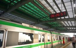 Tàu điện Cát Linh - Hà Đông dự kiến vé 10.000 đồng cho 5 km