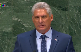 Chủ tịch Cuba khẳng định tiếp tục sự nghiệp cách mạng