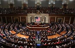 Quốc hội Mỹ thông qua gói chi tiêu 854 tỷ USD
