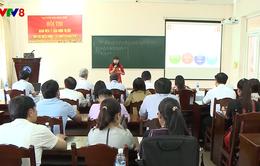 Hội thi giảng viên lý luận chính trị giỏi khu vực miền Trung và Tây Nguyên
