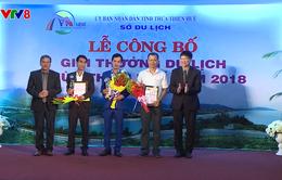 Lễ công bố Giải thưởng Du lịch Thừa Thiên Huế năm 2018