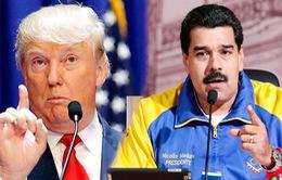 Mỹ, Venezuela tìm cách đối thoại giảm căng thẳng