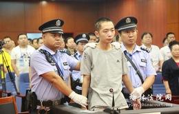 Trung Quốc tử hình kẻ đâm dao khiến 9 học sinh thiệt mạng
