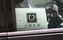 Uber công bố kết quả kinh doanh thấp hơn dự kiến