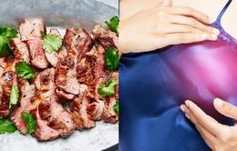 Ăn nhiều thịt đỏ có nguy cơ gây ung thư vú?