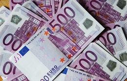 Đồng Euro sụt giảm mạnh