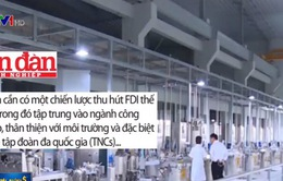 Quy mô bình quân của các dự án FDI ngày càng nhỏ