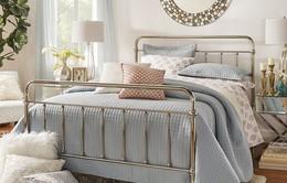 Phòng ngủ mang phong cách Rustic