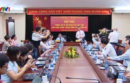 Hội nghị Trung ương 8 sẽ thảo luận, thông qua nhiều nội dung quan trọng