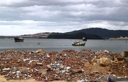 Bình Định: Phạt 300 triệu đồng doanh nghiệp đổ đất đá lấp đầm Thị Nại