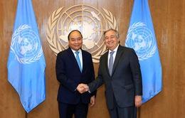 """""""Việt Nam sẽ đóng góp tích cực vào công việc chung của Liên Hợp Quốc"""""""