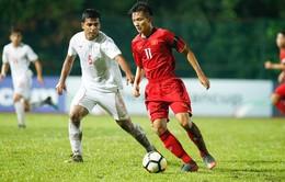 VIDEO: Tổng hợp diễn biến U16 Việt Nam - U16 Iran (VCK U16 châu Á 2018)
