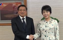 """""""Mong muốn Nhật Bản tăng cường đầu tư vào Việt Nam"""""""