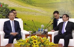 Không ngừng củng cố tình hữu nghị truyền thống giữa Việt Nam - Trung Quốc